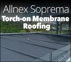 "Allnex Soprema Torch-on Membrane Roofing img"" title="