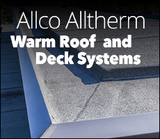 """Allco Alltherm Warm Roof & Deck Systems Image"""" title="""