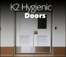 """K2 HYGIENIC DOOR SYSTEMS IMG"""" title="""